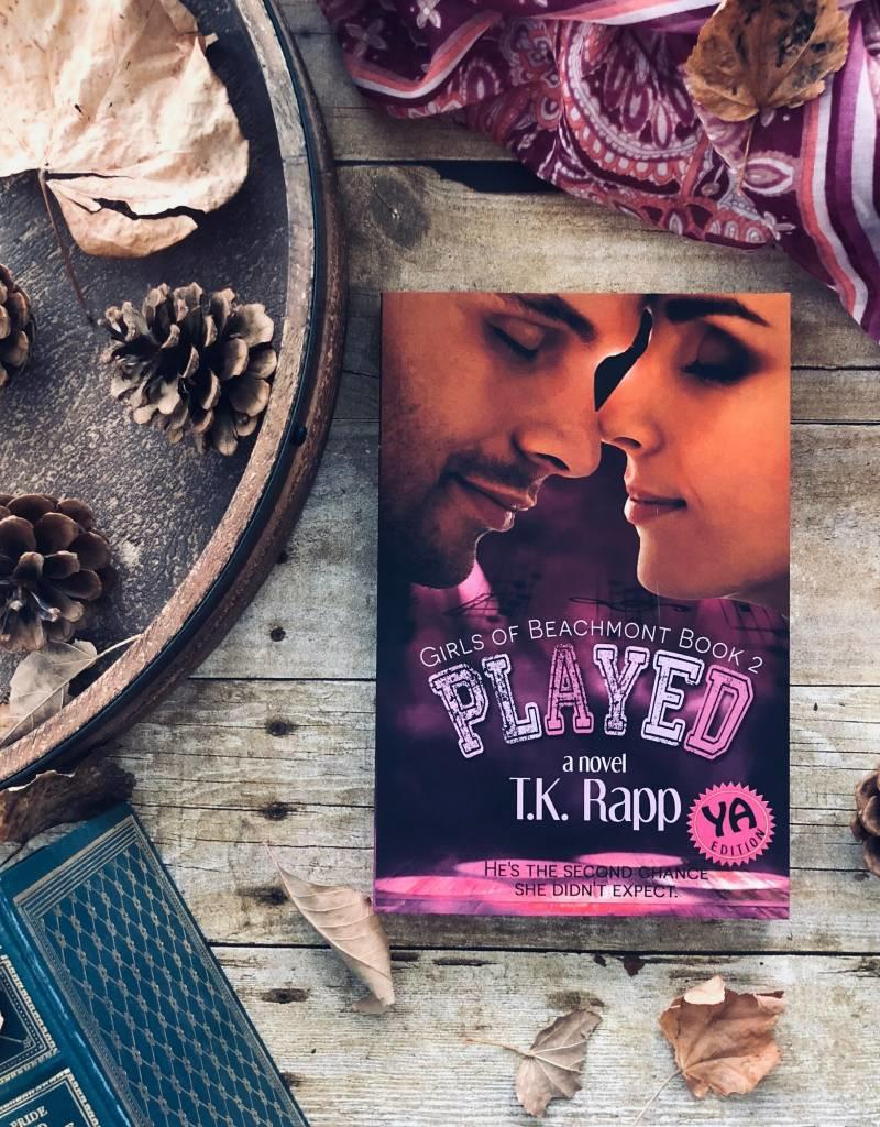 Played, #2 by TK Rapp