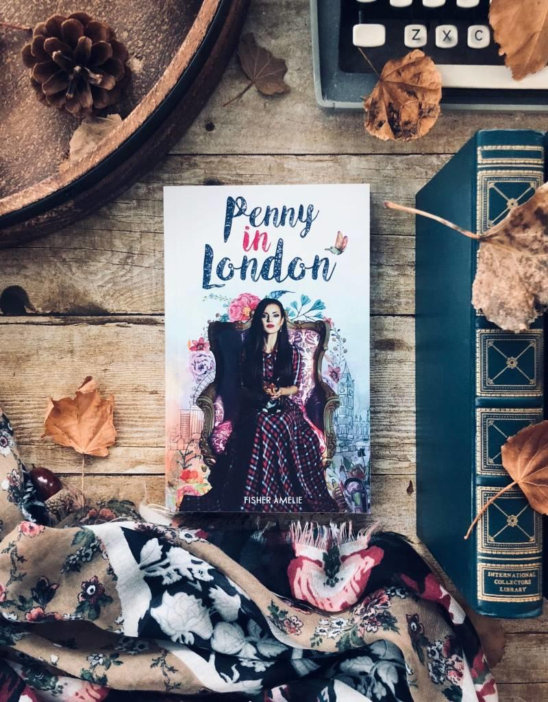 Penny in London by Fisher Amelie