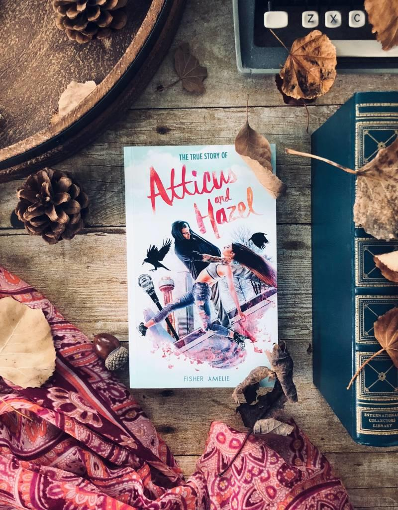 Atticus and Hazel by Fisher Amelie