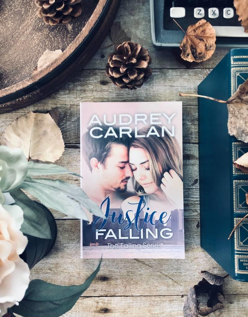 Justice Falling by Audrey Carlan