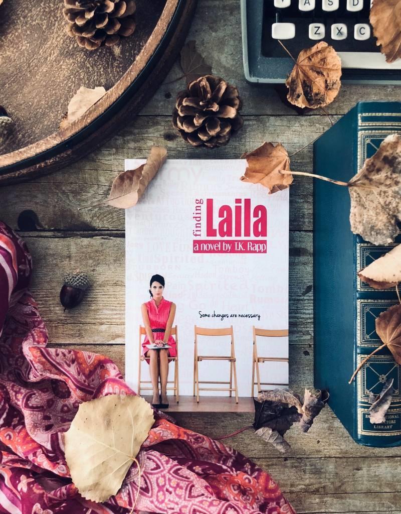 Finding Laila by TK Rapp