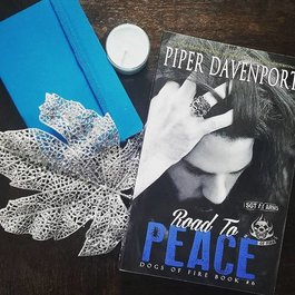 Road To Peace, #6 by Piper Davenport