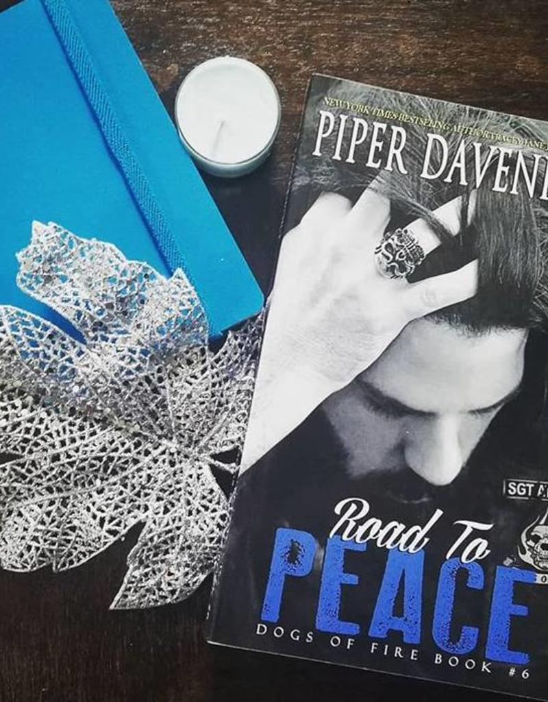 Road To Peace Book 6 by Piper Davenport - Book Bonanza PICKUP ONLY