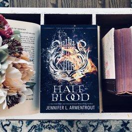 Half Blood by Jennifer Armentrout