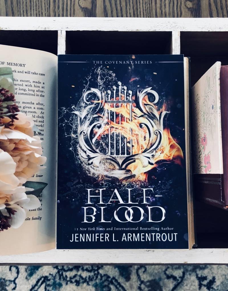 Half Blood by Jennifer Armentrout -  - Book Bonanza PICKUP ONLY