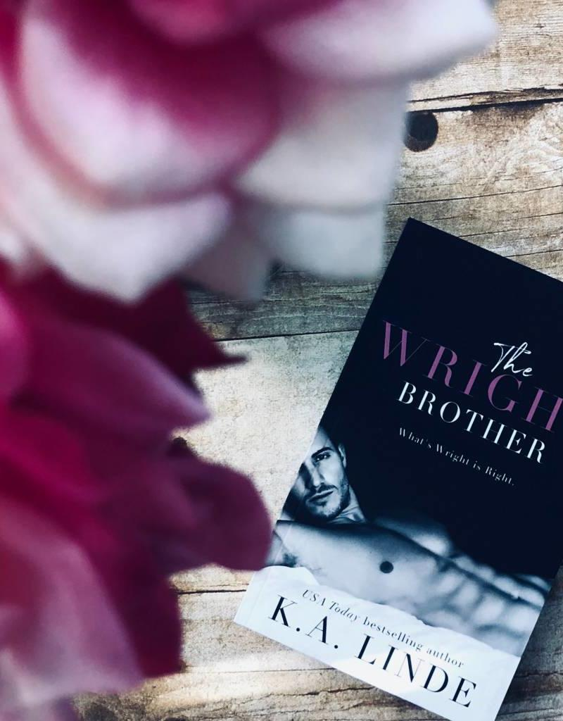 The Wright Brother by KA Linde
