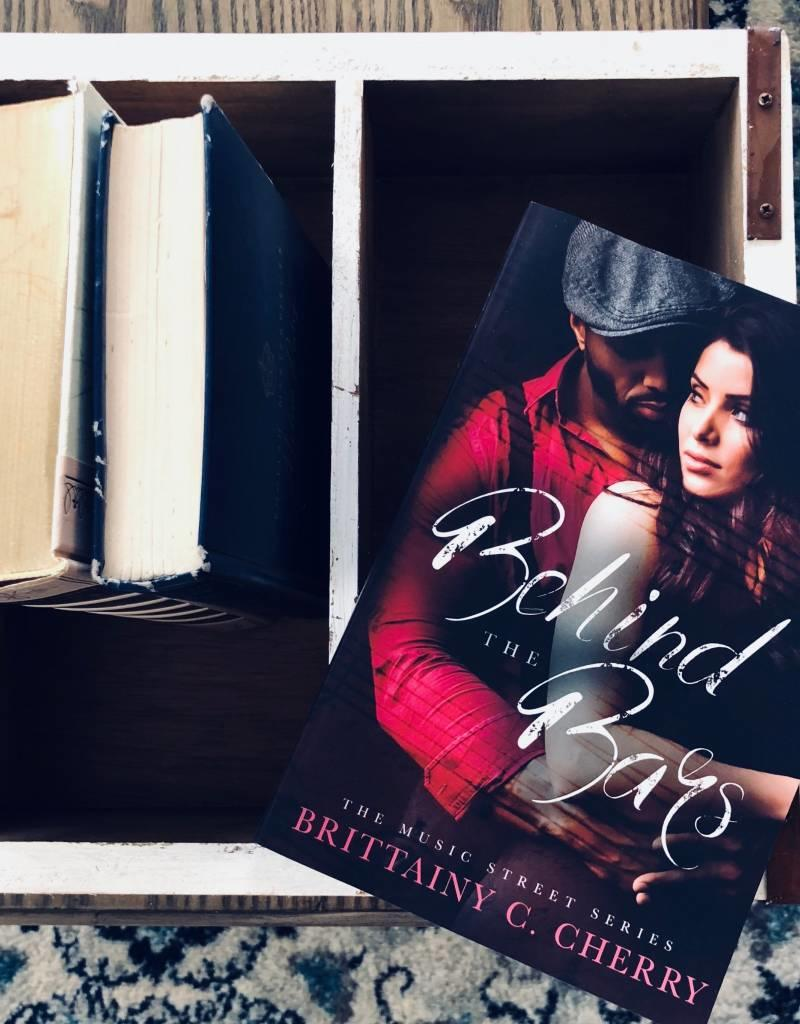 Behind the Bars, #1 by Brittainy Cherry