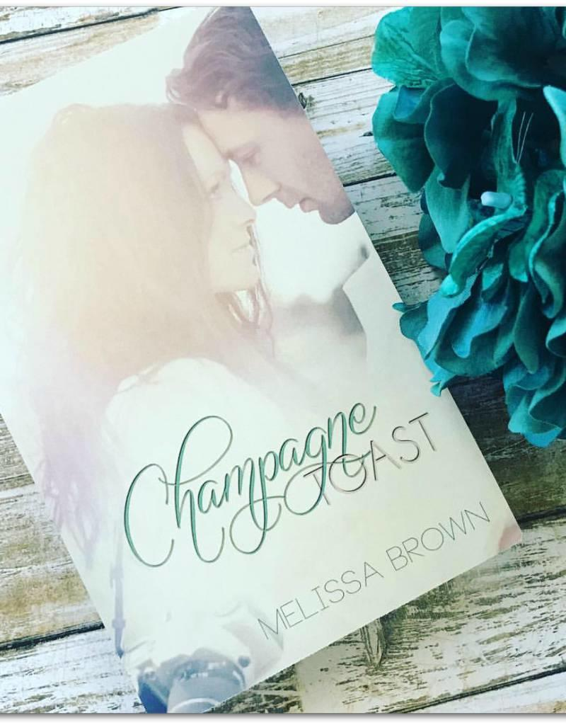 Champagne Toast by Melissa Brown - BOOK BONANZA PICKUP ONLY