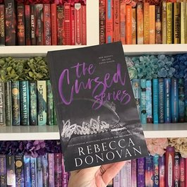 The Cursed Series by Rebecca Donovan