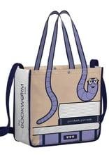 The Bookworm Box Tote Bag