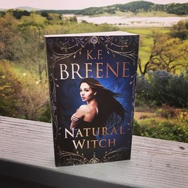 Natural Witch, #4 by KF Breene