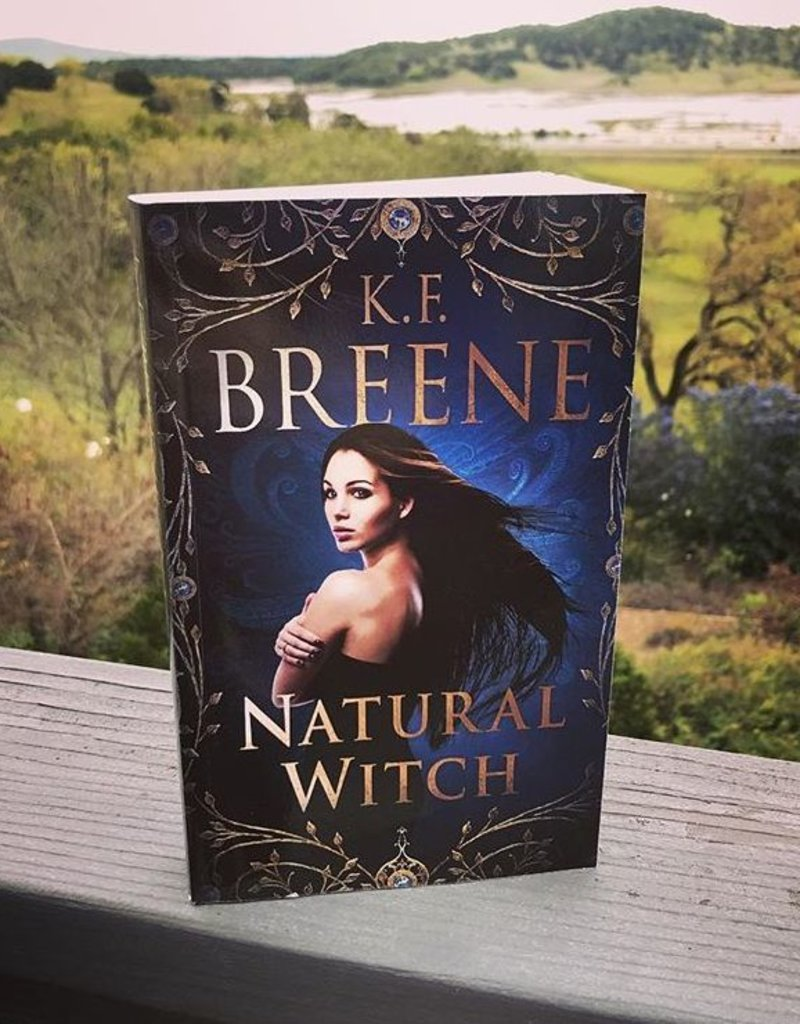 Natural Witch by KF Breene - Book Bonanza PICKUP ONLY