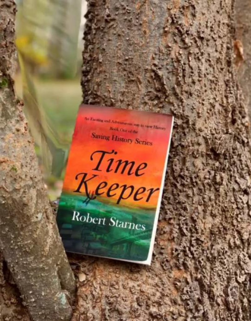 Time Keeper, #1 by Robert Starnes - BOOK BONANZA PICKUP ONLY