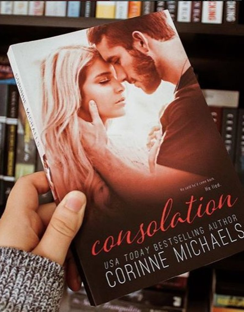 Consolation, #1 by Corinne Michaels