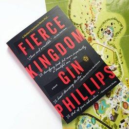 Fierce Kingdom (Hardback) by Gin Phillips