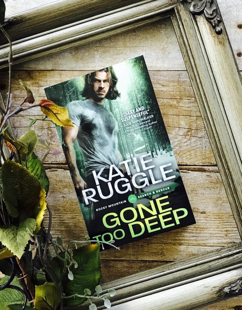 Gone Too Deep by Katie Ruggle - BOOK BONANZA PICKUP ONLY