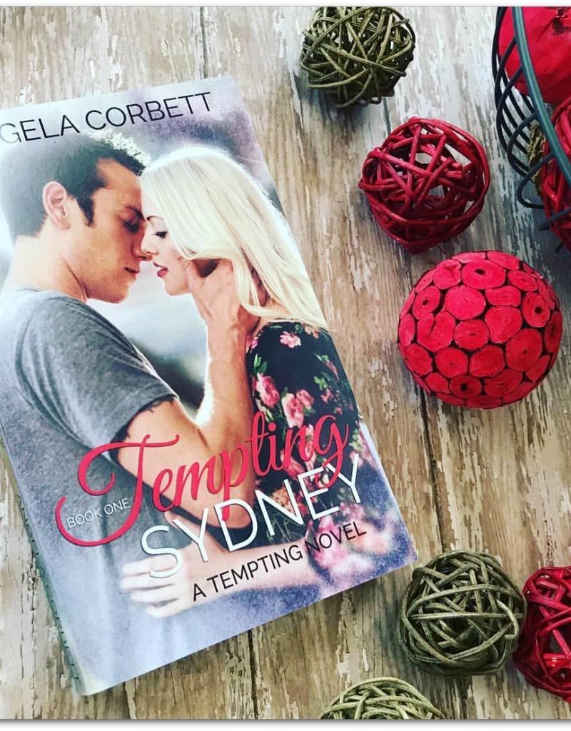 Tempting Sydney, book 1 by Angela Corbett - BOOK BONANZA PICKUP ONLY