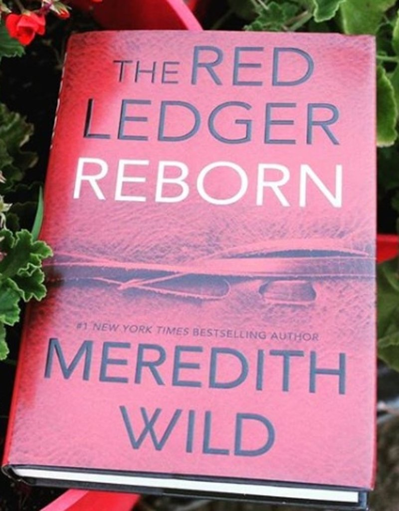 The Red Ledger Reborn, book 1, Hardback by Meredith Wild