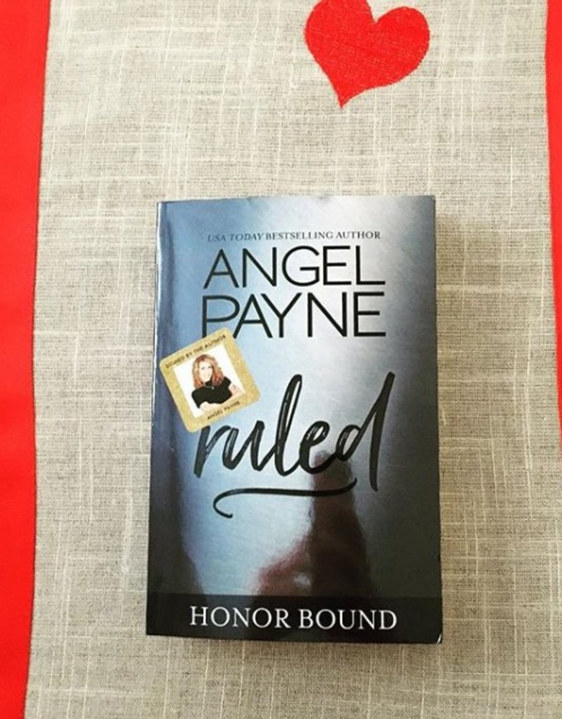 Ruled, #10 by Angel Payne - BOOK BONANZA PICKUP ONLY