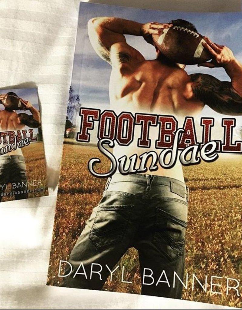 Football Sundae by Daryl Banner