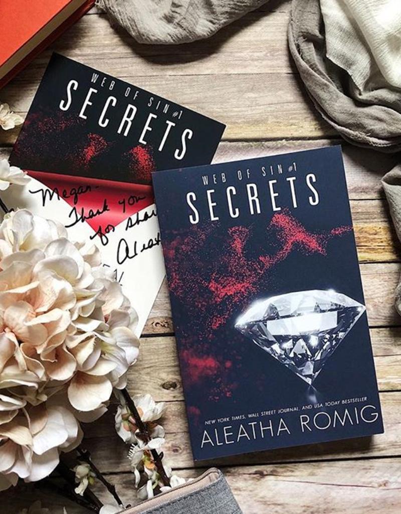 Secrets, #1 by Aleatha Romig