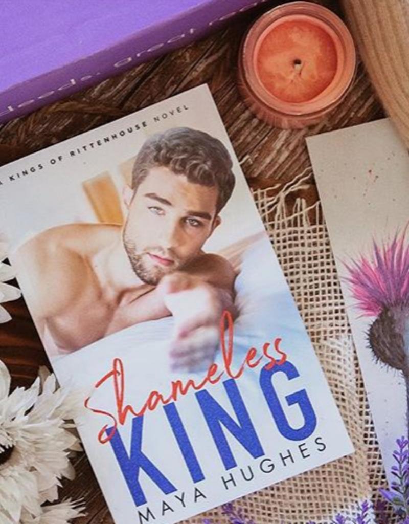 Shameless King, #1 by Maya Hughes