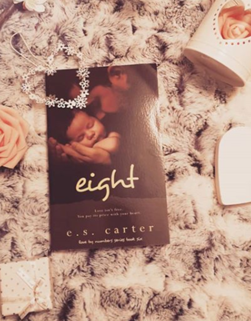 Eight Book 6 by ES Carter - BOOK BONANZA PICKUP ONLY