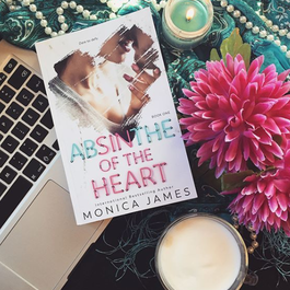 Absinthe of the Heart, #1 by Monica James