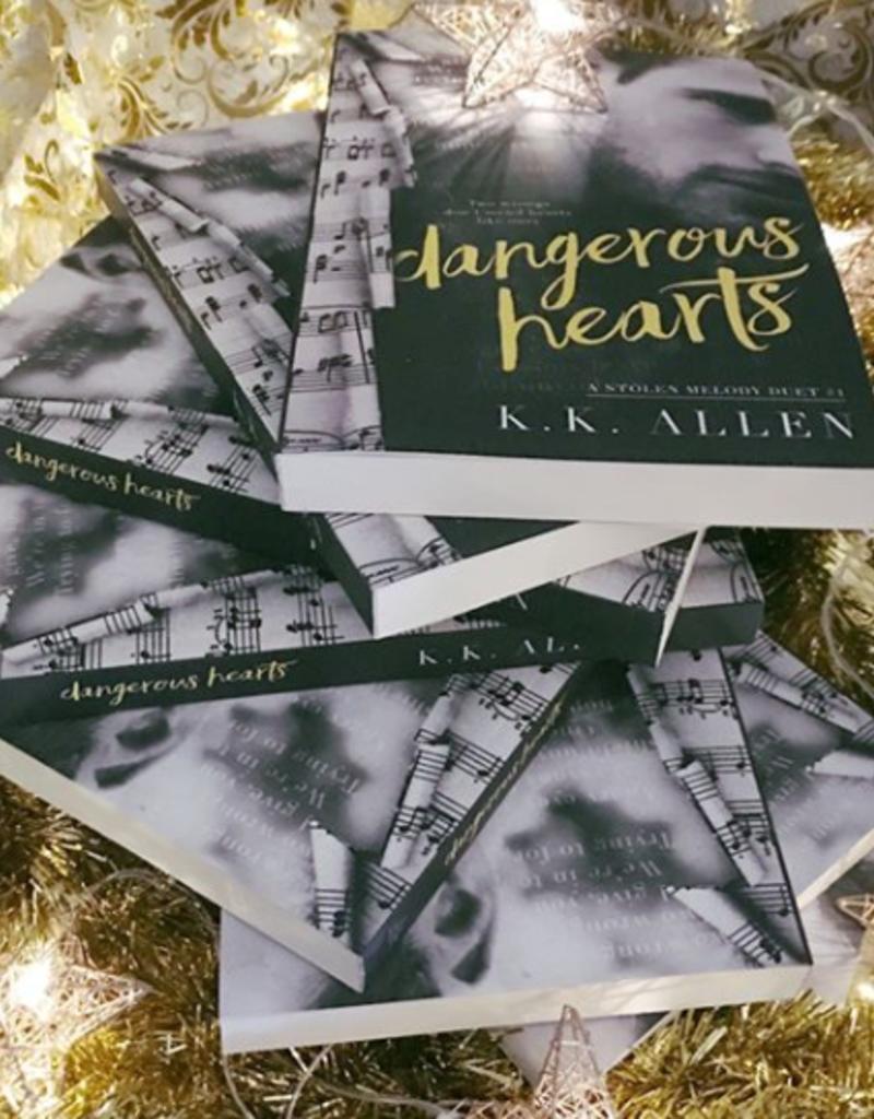 Dangerous Hearts, #1 by KK Allen