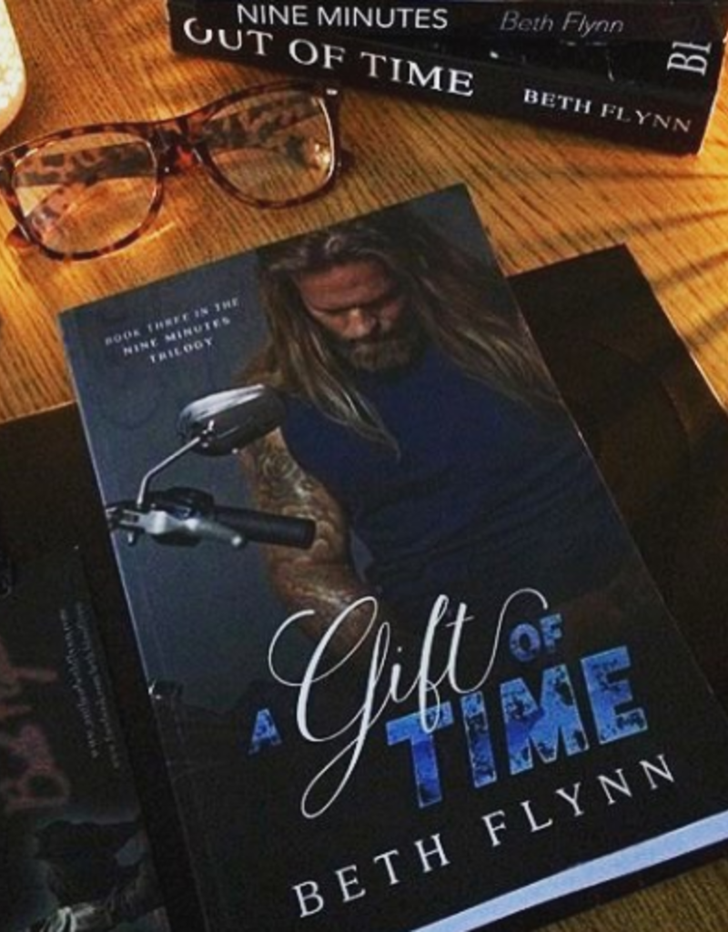 A Gift of Time by Beth Flynn - BOOK BONANZA PICKUP ONLY