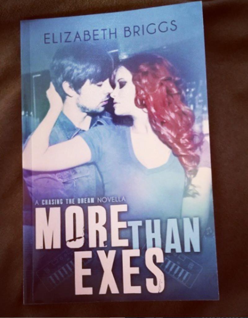 More Than Exes by Elizabeth Briggs