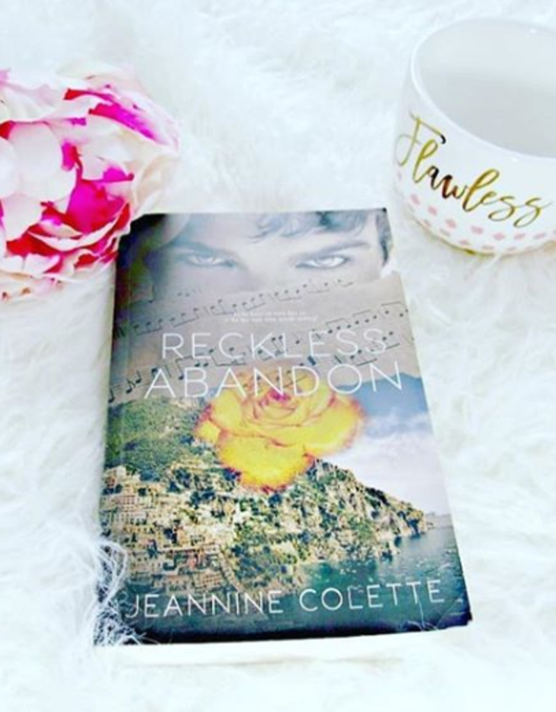 Reckless Abandon by Jeannine Colette - BOOK BONANZA PICKUP ONLY
