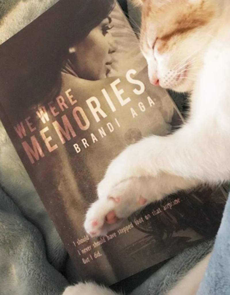 We were Memories by Brandi Aga