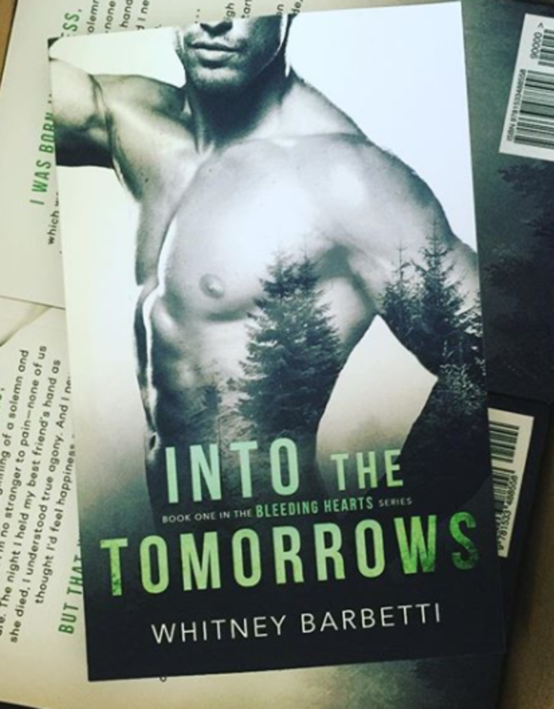 Into The Tomorrows, #1 by Whitney Barbetti