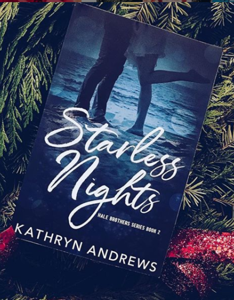 Starless Nights Book 2 by Kathryn Andrews - BOOK BONANZA PICKUP ONLY