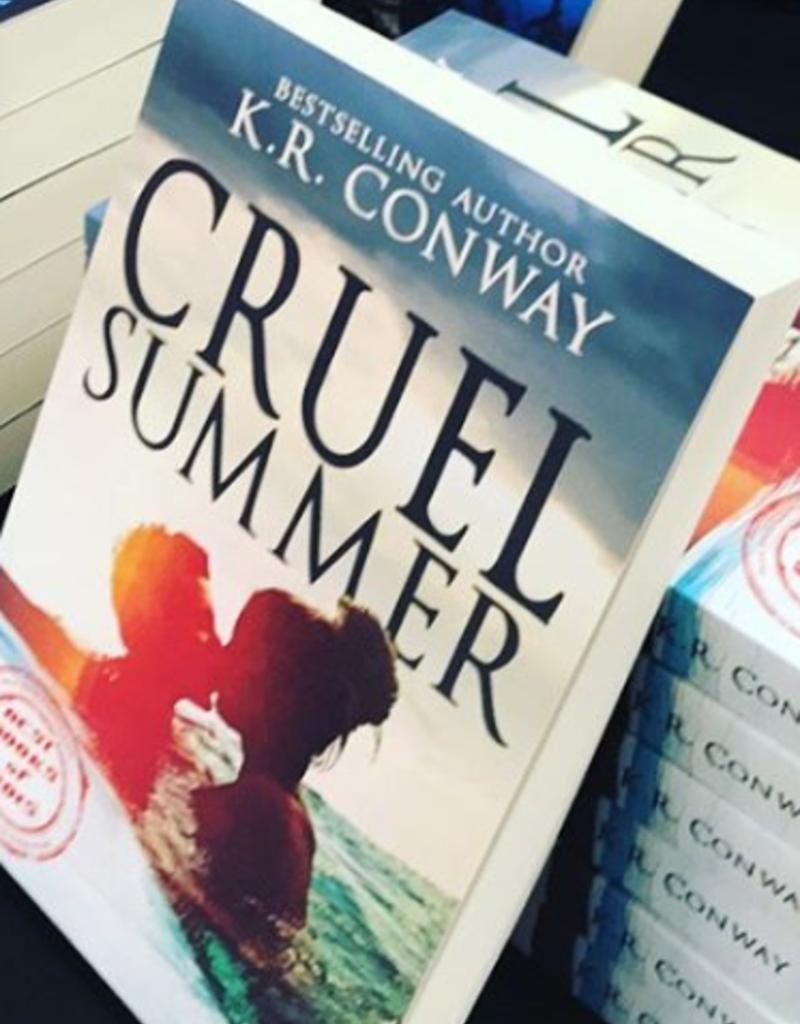 Cruel Summer by KR Conway