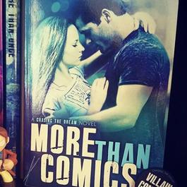 More than Comics Book 2 by Elizabeth Briggs