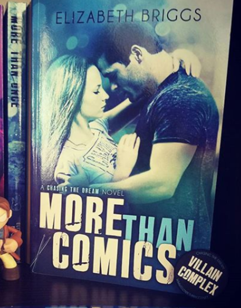 More than Comics Book 2 by Elizabeth Briggs - BOOK BONANZA PICKUP ONLY