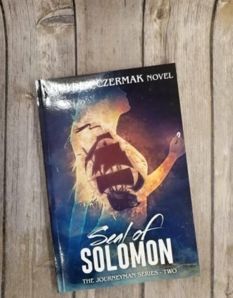 Seal of Solomon, #2 by Golden Czermak