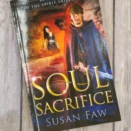 Soul Sacrifice, #3 by Susan Faw - Bookplate