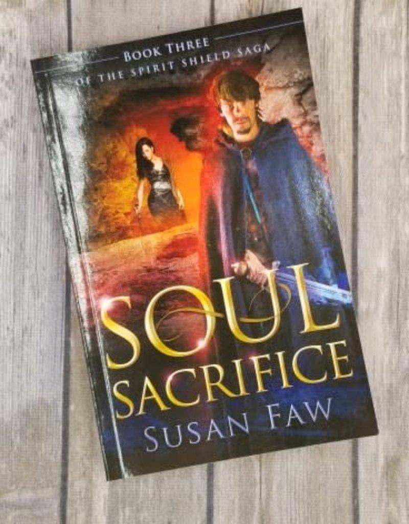 Soul Sacrifice Book 3 by Susan Faw