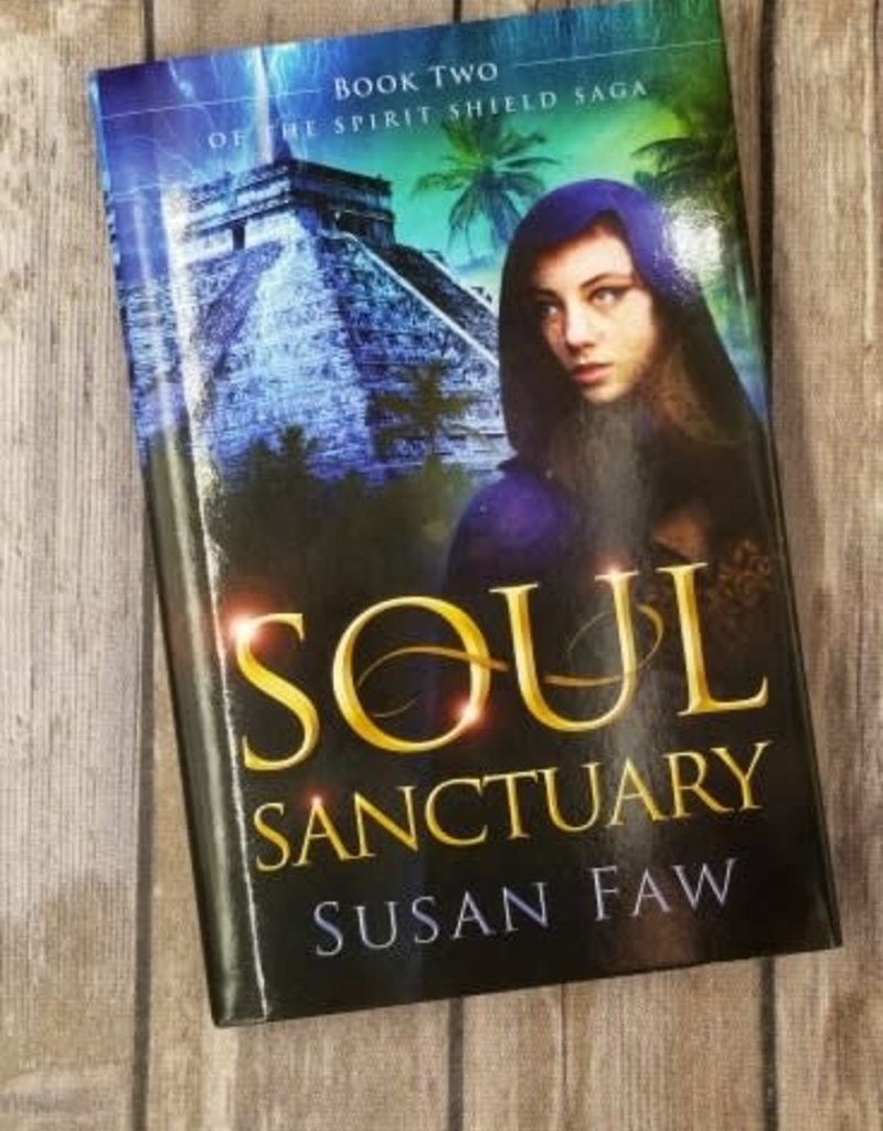 Soul Sanctuary, #2 by Susan Faw (Bookplate)