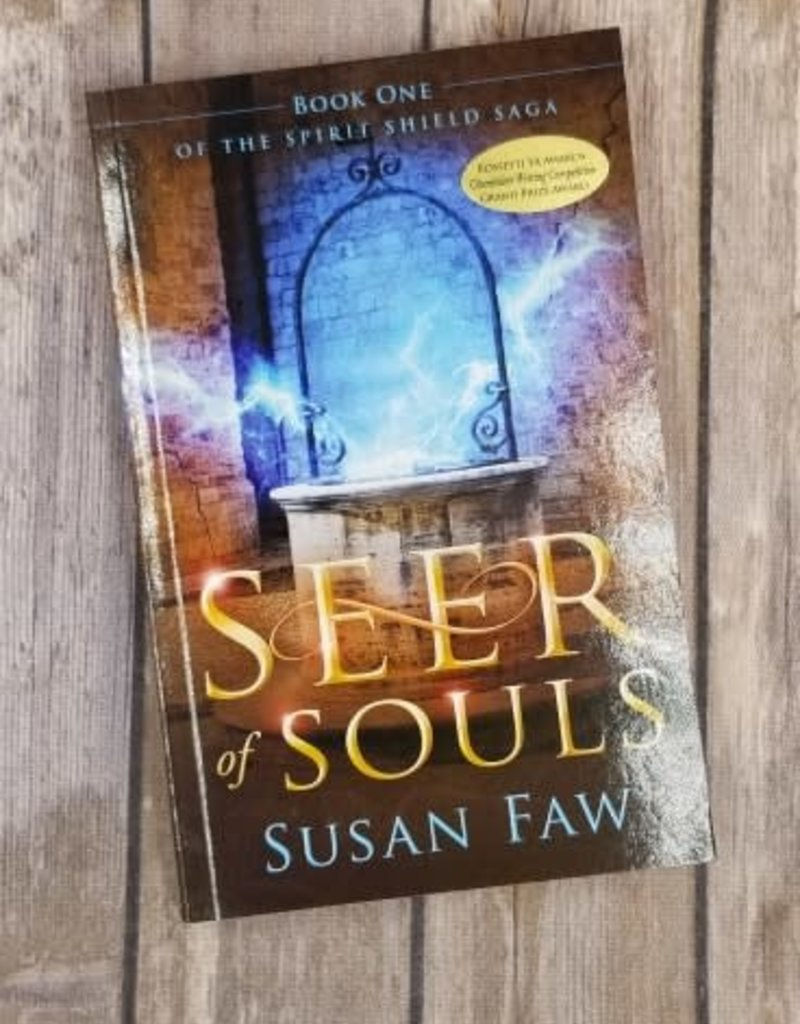 Seer of Souls, #1 by Susan Faw (Bookplate)
