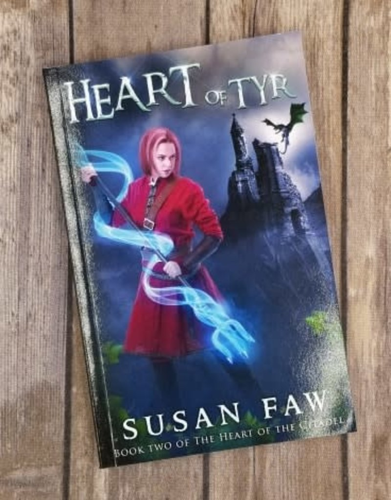Heart of Tyr, #2 by Susan Faw (Bookplate)