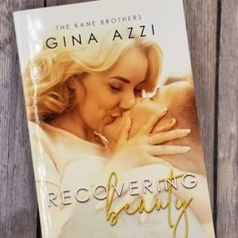 Recovering Beauty, #2 by Gina Azzi