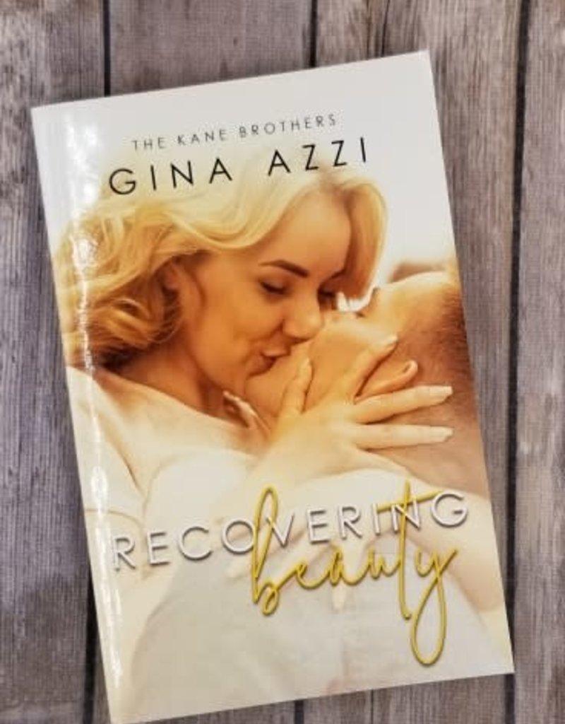 Recovering Beauty Book 2 by Gina Azzi - BOOK BONANZA PICKUP ONLY