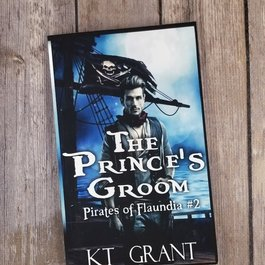 The Prince's Groom, #2 by KT Grant