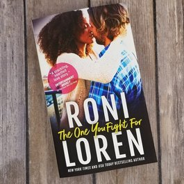 The One You Fight For, #3 by Roni Loren (Mass Market Paperback)