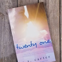 Twenty One Book 2 by ES Carter