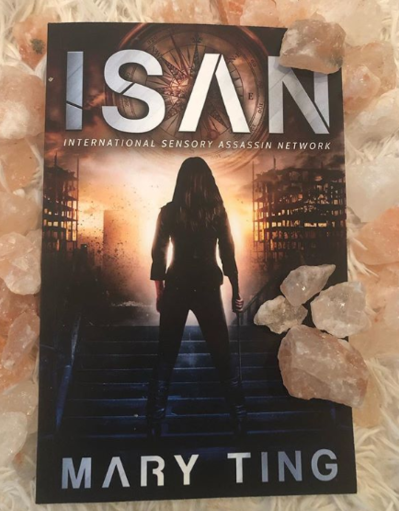 ISAN, #1 by Mary Ting - Bookplate